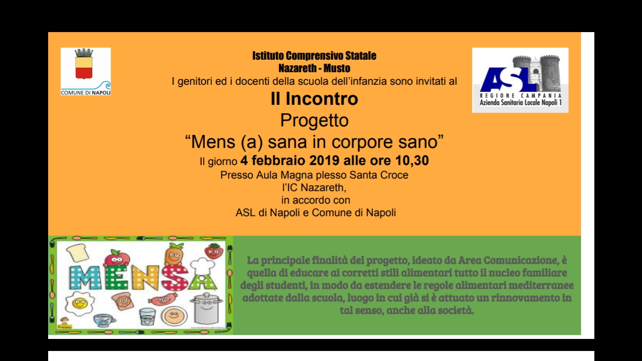 Mens (a) sana in corpore sano